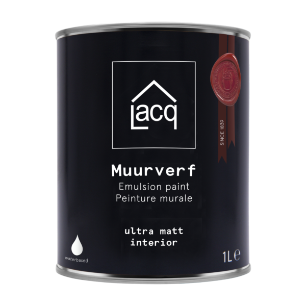 Lacq Muurverf Ultra Matt